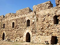 Othello Castle Walls