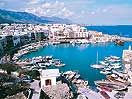 Kyrenia Harbour In 2002