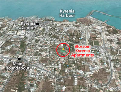 Blossom kyrenia apartments north cyprus cyprus44 property blossom kyrenia apartments gumiabroncs Choice Image