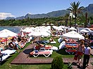Escape Beach Club Sun Loungers